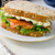 saumon · fraîches · salade · sandwich · chambre - photo stock © Freila