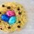 œufs · de · Pâques · idée · nid · oeuf · lumière - photo stock © Freila