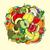 多くの · 果物 · いたずら書き · スタイル · 食品 · 手 - ストックフォト © frescomovie