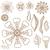 soyut · dizayn · elemanları · gri · bağbozumu - stok fotoğraf © frescomovie