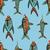 pesca · trucha · símbolo · agua · peces · mar - foto stock © frescomovie