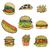 sketchy fast food illustrations stock photo © frescomovie