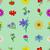 floral seamless pattern stock photo © frescomovie