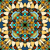 ベクトル · パターン · 民族 · インドネシアの · シームレス · テクスチャ - ストックフォト © frescomovie