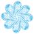 azul · renda · flor · casamento · fundo - foto stock © frescomovie