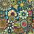 rabisco · padrão · férias · de · verão · férias · ícones · eps - foto stock © frescomovie