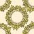 dibujado · a · mano · hojas · línea · patrones · resumen - foto stock © frescomovie