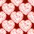 corações · diferente · rosa · contorno · branco - foto stock © frescomovie