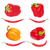 tatlı · vektör · format · gıda · kırmızı - stok fotoğraf © frescomovie