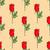 witte · steeg · blauwe · bloem · patroon · vector - stockfoto © frescomovie
