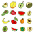 beaucoup · fruits · doodle · style · alimentaire · main - photo stock © frescomovie