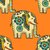 indiano · elefante · rabisco · tribal · ornamento - foto stock © frescomovie