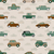 seamless vector pattern with cars stock photo © frescomovie