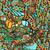 ベクトル · シームレス · ファンキー · パターン · 抽象的な · 波 - ストックフォト © frescomovie