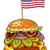 реалистичный · вектора · чизбургер · мягкой - Сток-фото © frescomovie