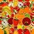 kunst · gezonde · ingesteld · vers · bessen · geïsoleerd - stockfoto © frescomovie