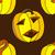 бесшовный · текстуры · иллюстрация · Хэллоуин · лице - Сток-фото © frescomovie