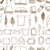 patroon · groot · ingesteld · boeken · naadloos - stockfoto © frescomovie