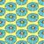 kék · klasszikus · virágmintás · végtelen · minta · vektor · virág - stock fotó © frescomovie