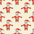 seamless christmas pattern with santa claus stock photo © frescomovie