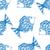 縞模様の · 魚 · ヴィンテージ · 刻ま · 実例 · 百科事典 - ストックフォト © frescomovie