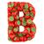 saudável · alfabeto · carta · legumes · frescos · frutas · isolado - foto stock © frescomovie