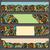teste · padrão · de · flor · cartões · conjunto · flor · abstrato · padrão - foto stock © frescomovie