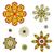 幾何学的な · サークル · 曼陀羅 · 装飾 · 休日 - ストックフォト © frescomovie