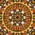 medál · türkiz · arany · díszített · távolkeleti · stílus - stock fotó © frescomovie