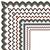 dekorativ · Grenze · Ecke · dekorativ · abstrakten - stock foto © frescomovie
