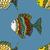 аннотация · рыбы · набор · белый · текстуры · природы - Сток-фото © frescomovie