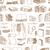 セット · 学校 · いたずら書き · イラスト · 花 · 紙 - ストックフォト © frescomovie