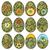 Pasqua · grunge · fiori · uovo · design · sfondo - foto d'archivio © frescomovie