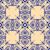 blue seamless pattern stock photo © frescomovie