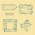legno · raccolta · frame · comunicazione · vintage · bianco - foto d'archivio © frescomovie