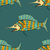 papieru · ocean · wektora · pływanie - zdjęcia stock © frescomovie
