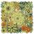 virágmintás · kisebbségi · firka · minta · kör · vektor - stock fotó © frescomovie