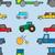 黄色 · 赤 · おもちゃ · 車 · 車 - ストックフォト © frescomovie
