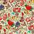 flowers seamless pattern stock photo © frescomovie