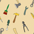 отвертка · ключа · инструменты · эскиз · икона · веб - Сток-фото © frescomovie