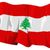フラグ · レバノン · クローズアップ · 3次元の図 · 旅行 - ストックフォト © fresh_7266481