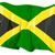 mensen · vlag · Jamaica · geïsoleerd · witte · menigte - stockfoto © fresh_7266481