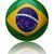 Brazil flag ball stock photo © fresh_7266481