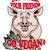 veganistisch · vrienden · eten · vegetarisch · salade · lunch - stockfoto © fresh_7266481