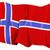 zászló · Norvégia · számítógép · generált · illusztráció · kereszt - stock fotó © fresh_7266481
