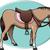 cute horse stock photo © fresh_7266481