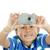 camera · glimlacht · shot · jongen · kid - stockfoto © Freshdmedia