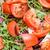 frescos · baguettes · tomates · rojo · placa - foto stock © frimufilms