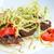 marhahús · pázsit · piros · főtt · bors · fehér - stock fotó © frimufilms