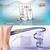 digital vector white matte surface skin care stock photo © frimufilms